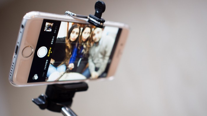 Pau de selfie: sucesso absoluto (foto: usuário Pau de selfie: sucesso absoluto (foto: flickr.com/photos/r4vi/)