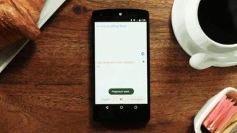 Use o Google Tradutor como um dicionário inglês-português offline