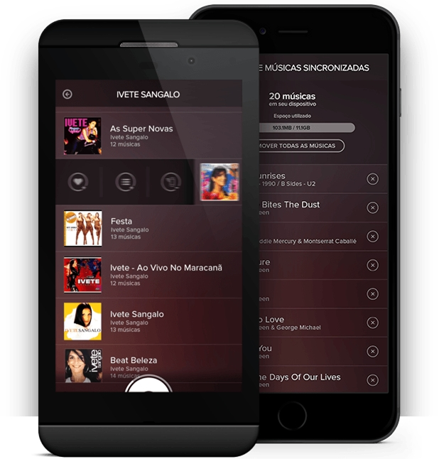 GVT Music - app