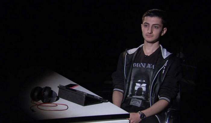 Omari em entrevista ao Sky News