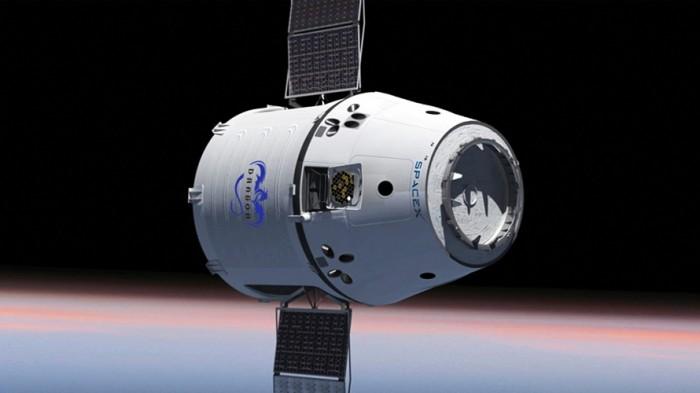 Satélite da SpaceX