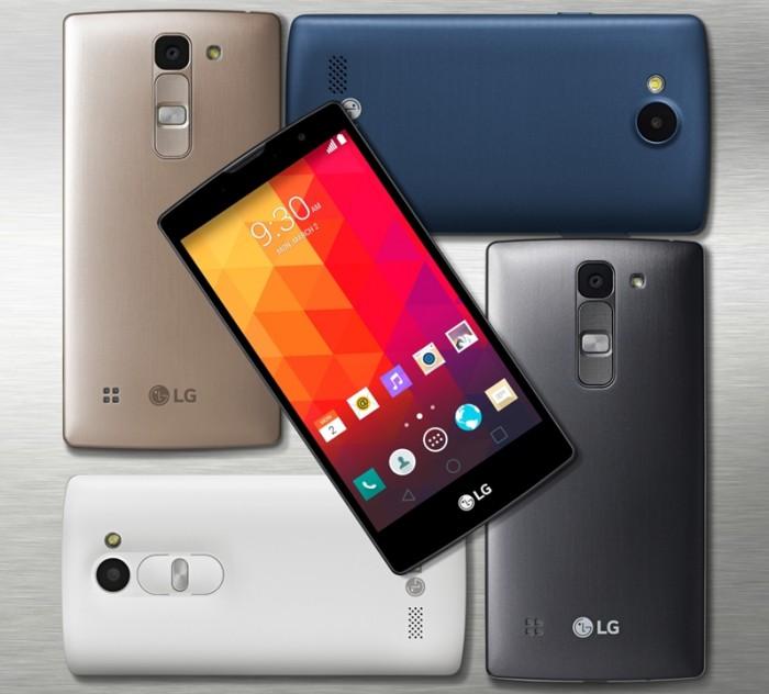 LG Magna, Spirit, Leon e Joy