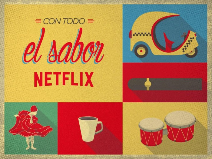 Cuba + Netflix