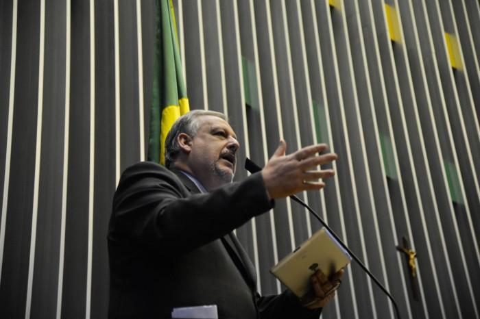 Ricardo Berzoini, ministro das Comunicações (Foto: Antonio Cruz/Agência Brasil)