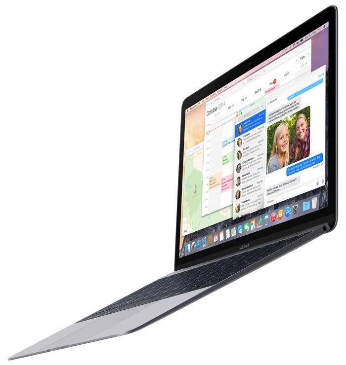 Será que a Samsung produz os displays do novo MacBook? (Foto: divulgação / Apple)