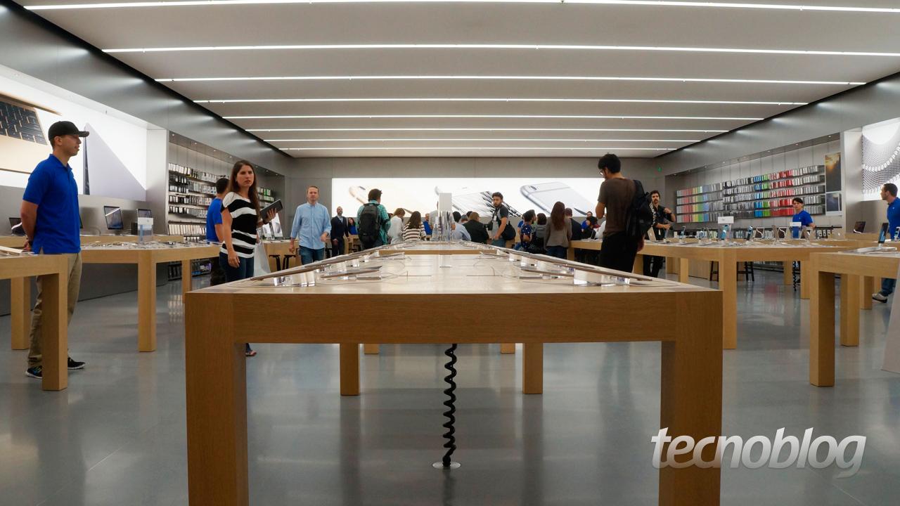 028dd065799 Conheça a primeira Apple Store de São Paulo – Tecnoblog