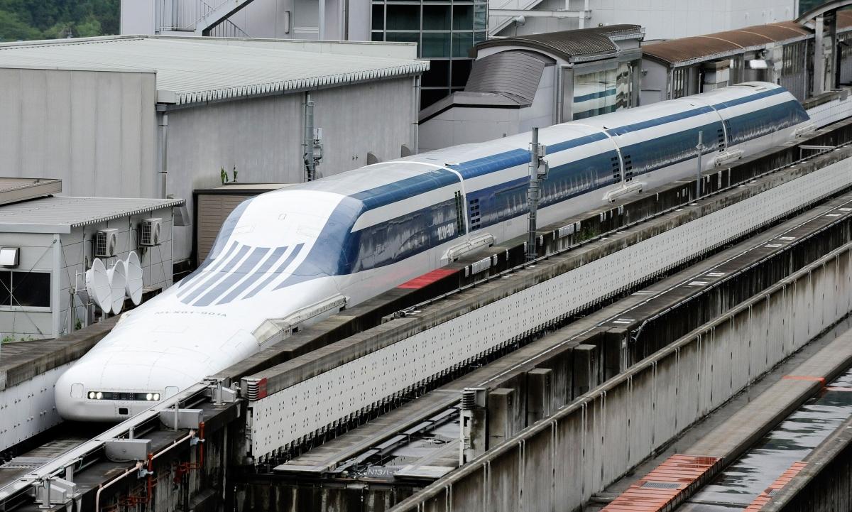 Trem Japones