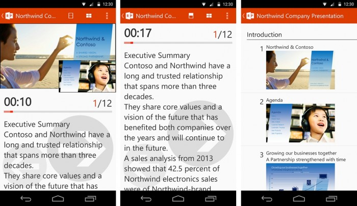 Office Remote para Android