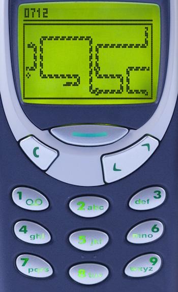snake-celular