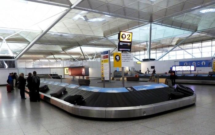 Esteira - aeroporto