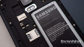 Samsung deve lançar celular com bateria de grafeno em 2020