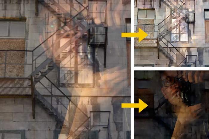 MIT - reflexos em fotos
