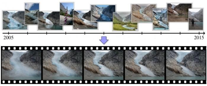 Time-lapse Mining