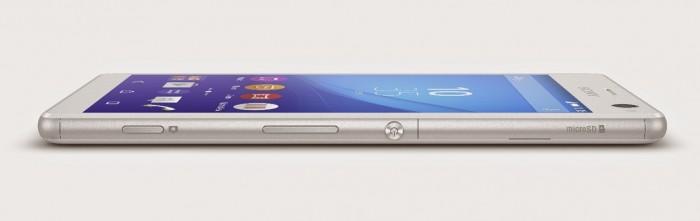 O Xperia C4 tem 7,9 mm de espessura, um bom tamanho