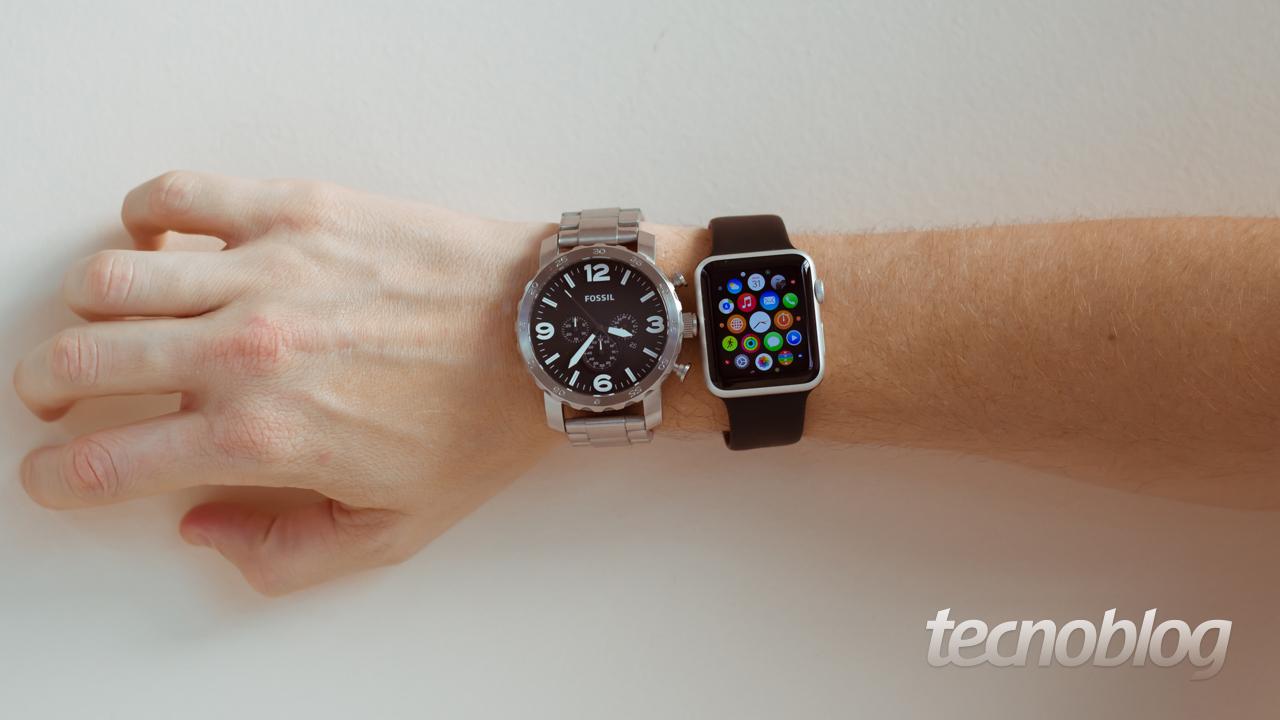 5bc65aec5e1 Review Uma semana com o Apple Watch  análise vídeo  - Tecnoblog