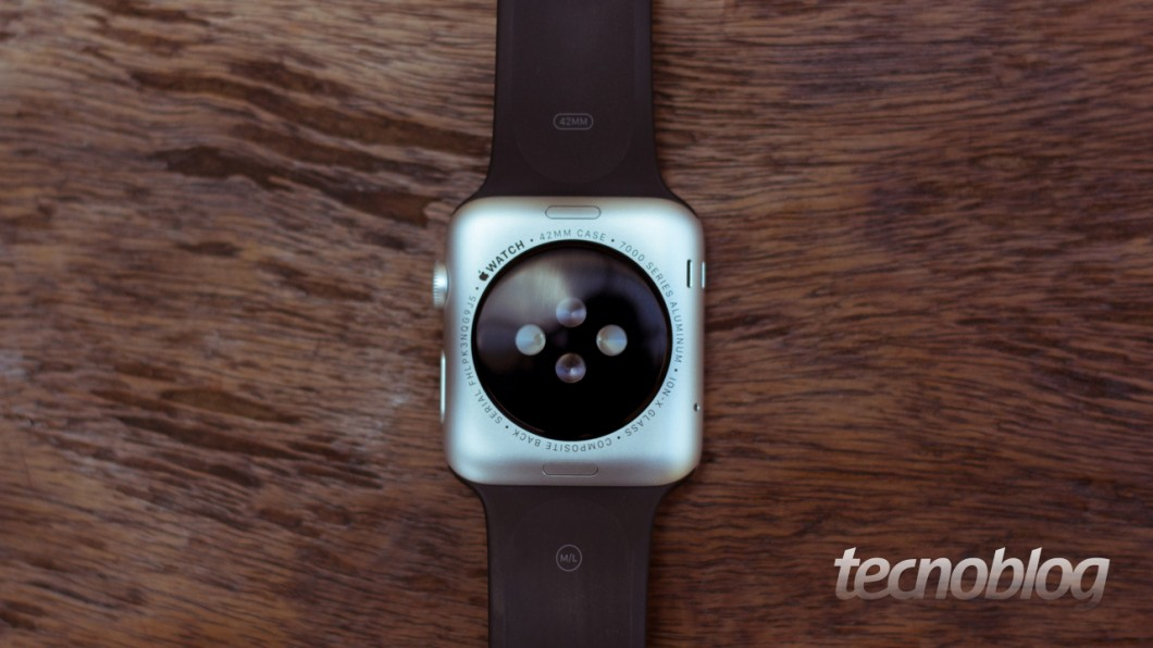 Apple Watch Origina foi anunciado pela Apple em 2015 (Imagem: Tecnoblog)