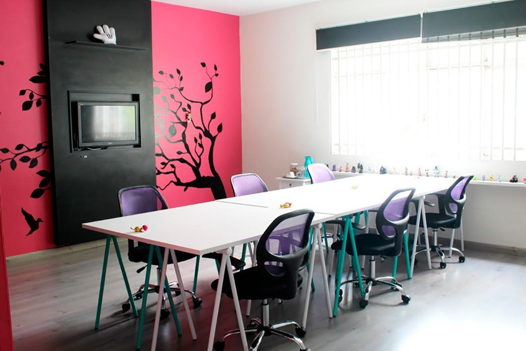 Sala do Fred, espaço de coworking em Belo Horizonte