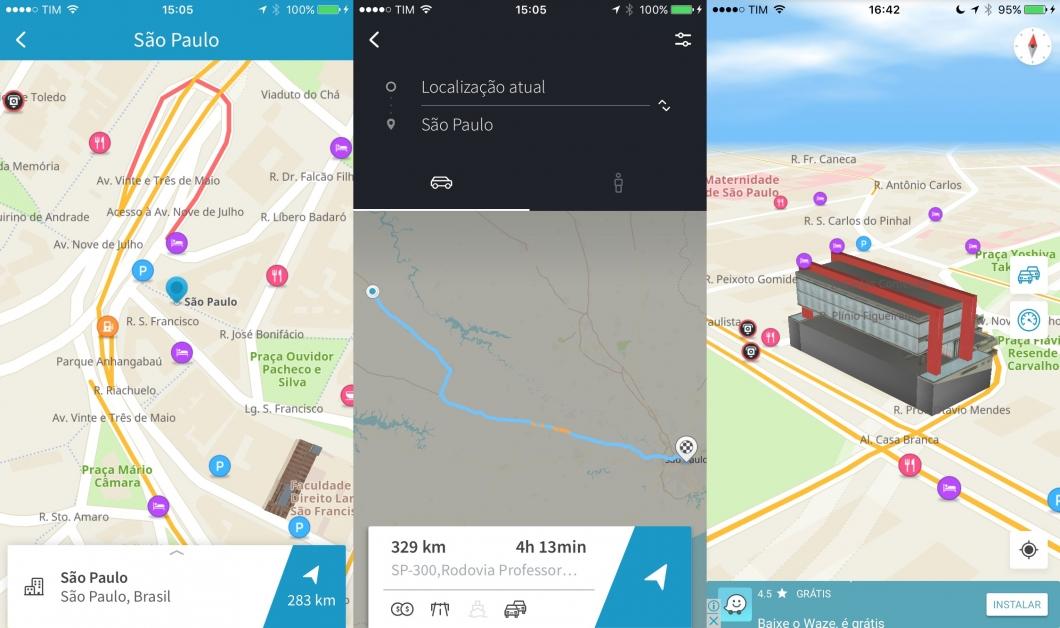4 apps gratuitos para fazer download de mapas no celular