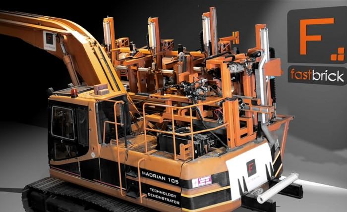 Fastbrick Robotics - Hadrian