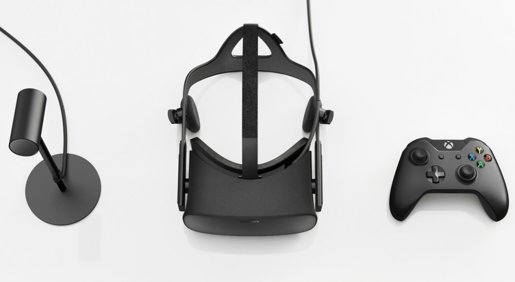 Oculus Rift + Xbox One