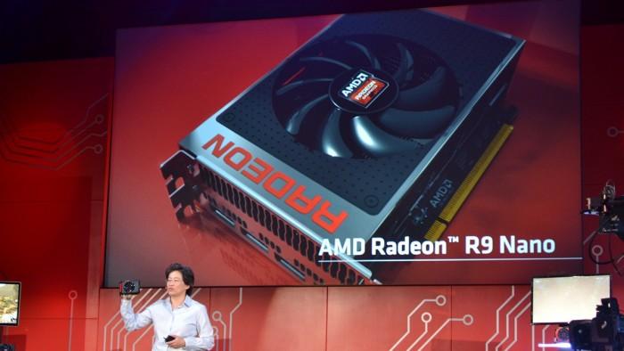 Radeon R9 NanoRadeon R9 Nano