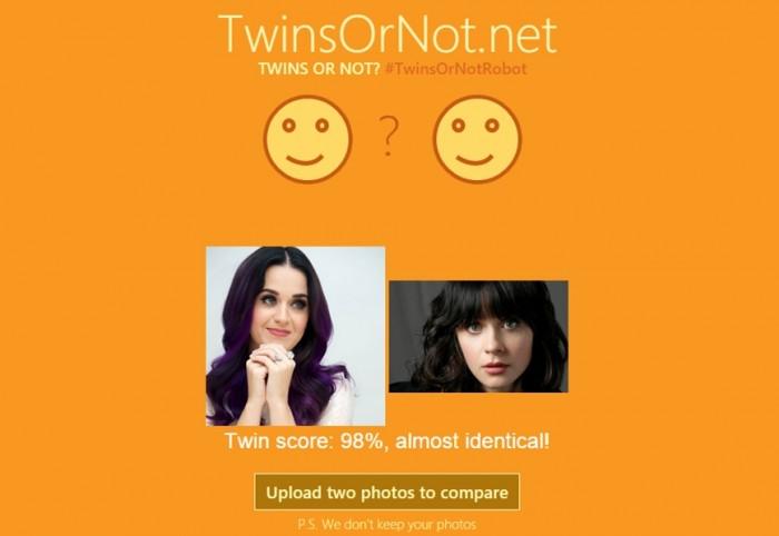 Katy Perry e Zooey Deschanel