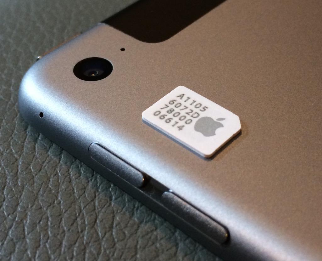Apple SIM (Foto: Zatz Not Funny)