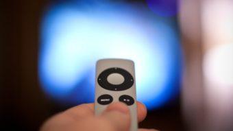 O que fazer se você perdeu o controle da Apple TV