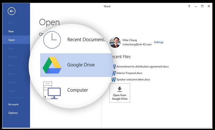 Como salvar documentos do Office diretamente no Google Drive – Tecnoblog