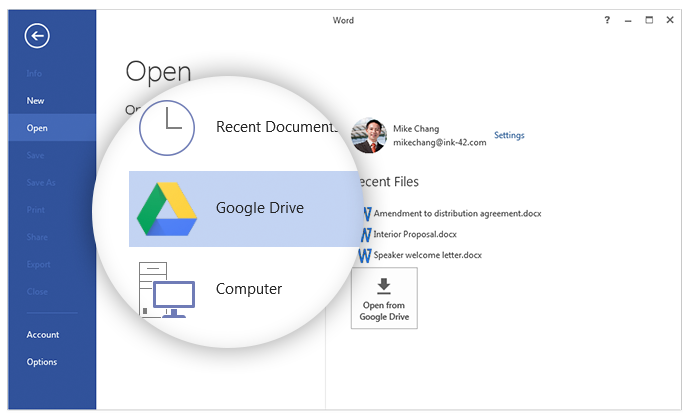 google-drive-microsoft-office-plugin