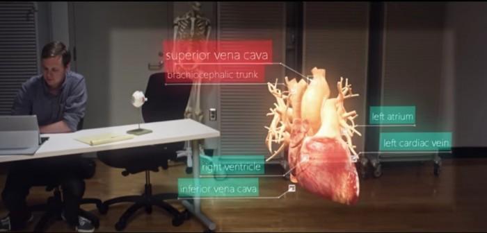 HoloLens - aula