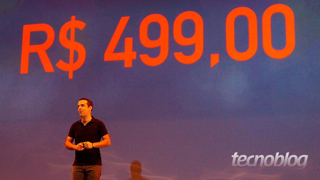 Redmi 2 foi lançado no Brasil por 499 reais