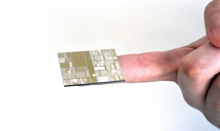 O chip de 7 nanômetros