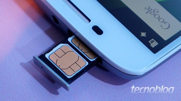 SIM chip / sim swap