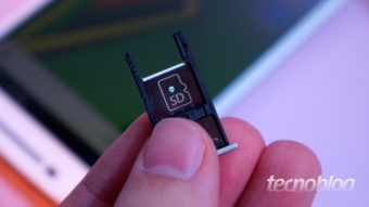 Como transformar o cartão SD em memória interna