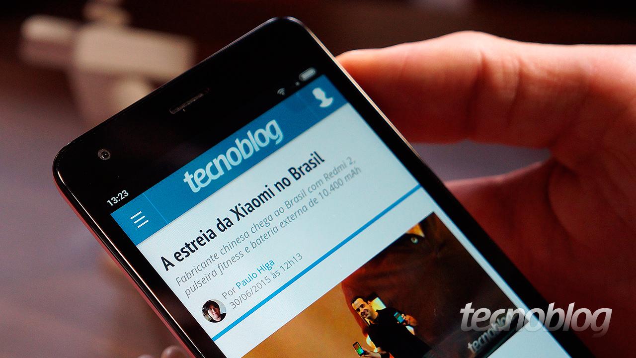 Redmi 2: uma olhada no primeiro smartphone da Xiaomi no mercado brasileiro – Tecnoblog