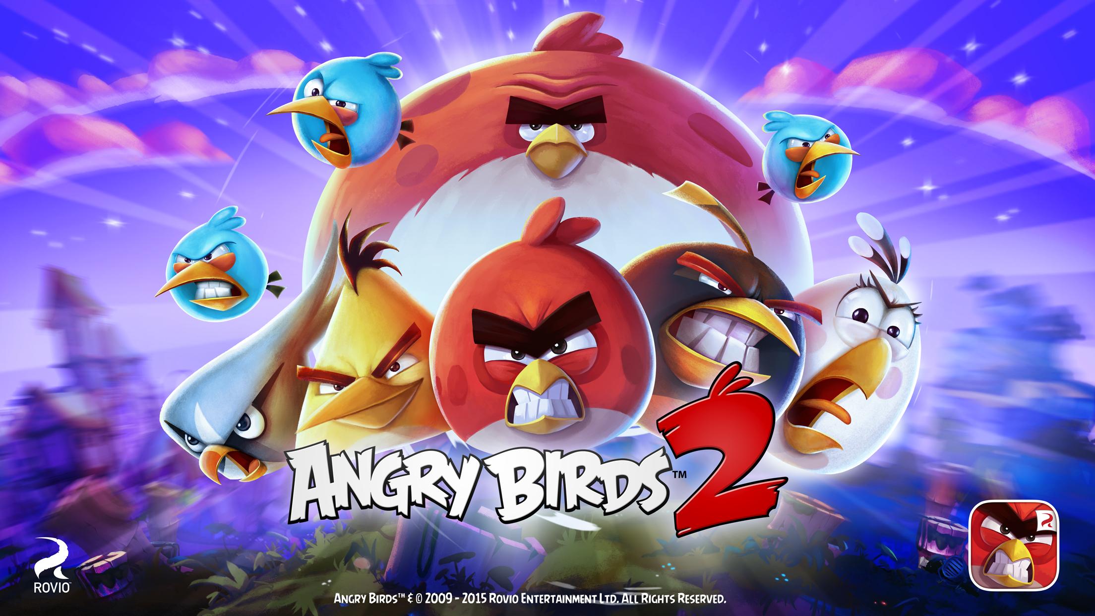 Como Desenhar O Pássaro Vermelho De Angry Birds: Angry Birds 2: Pássaros Destruindo Porcos, Agora Com Vidas