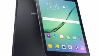 Samsung atualiza Galaxy Tab S2 lançado há cinco anos