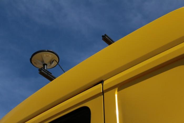 Caminhão autônomo - USP e Scania