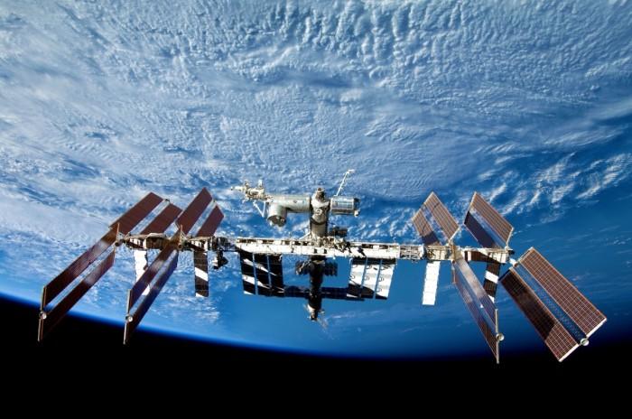 Estação Espacial Internacional (ISS)
