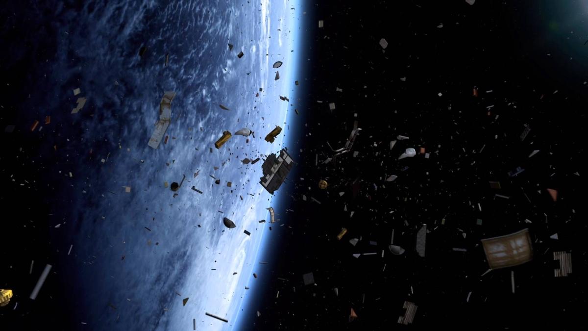 "Material que se ""regenera"" poderá proteger naves contra lixo espacial - Tecnoblog"