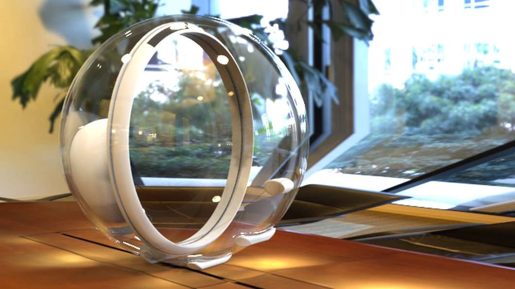 Lucy, um espelho que gira sozinho para levar luz natural para dentro de casa – Tecnoblog