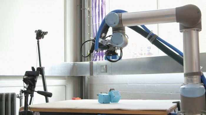 Braço robótico inteligente