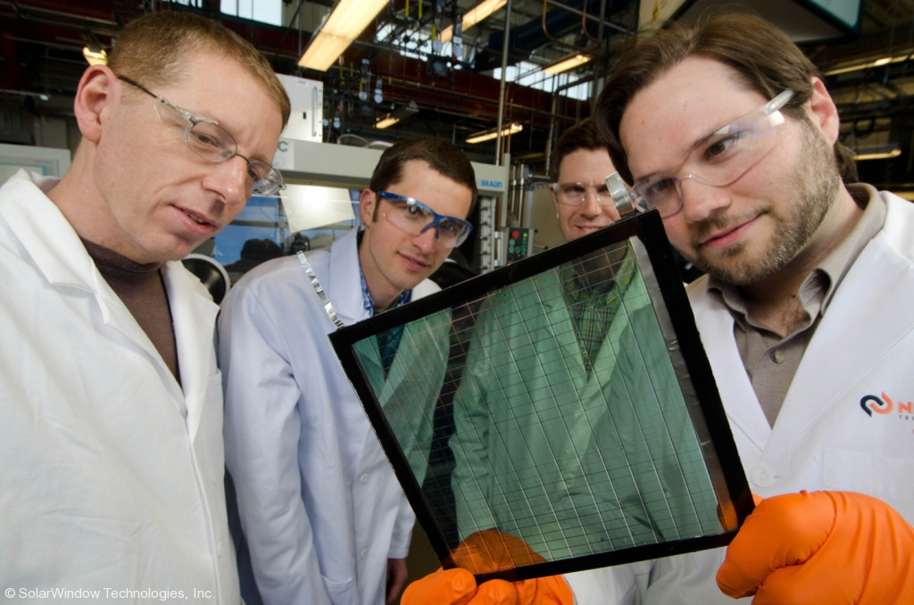 Em vez de painel solar, que tal uma janela solar? – Tecnoblog