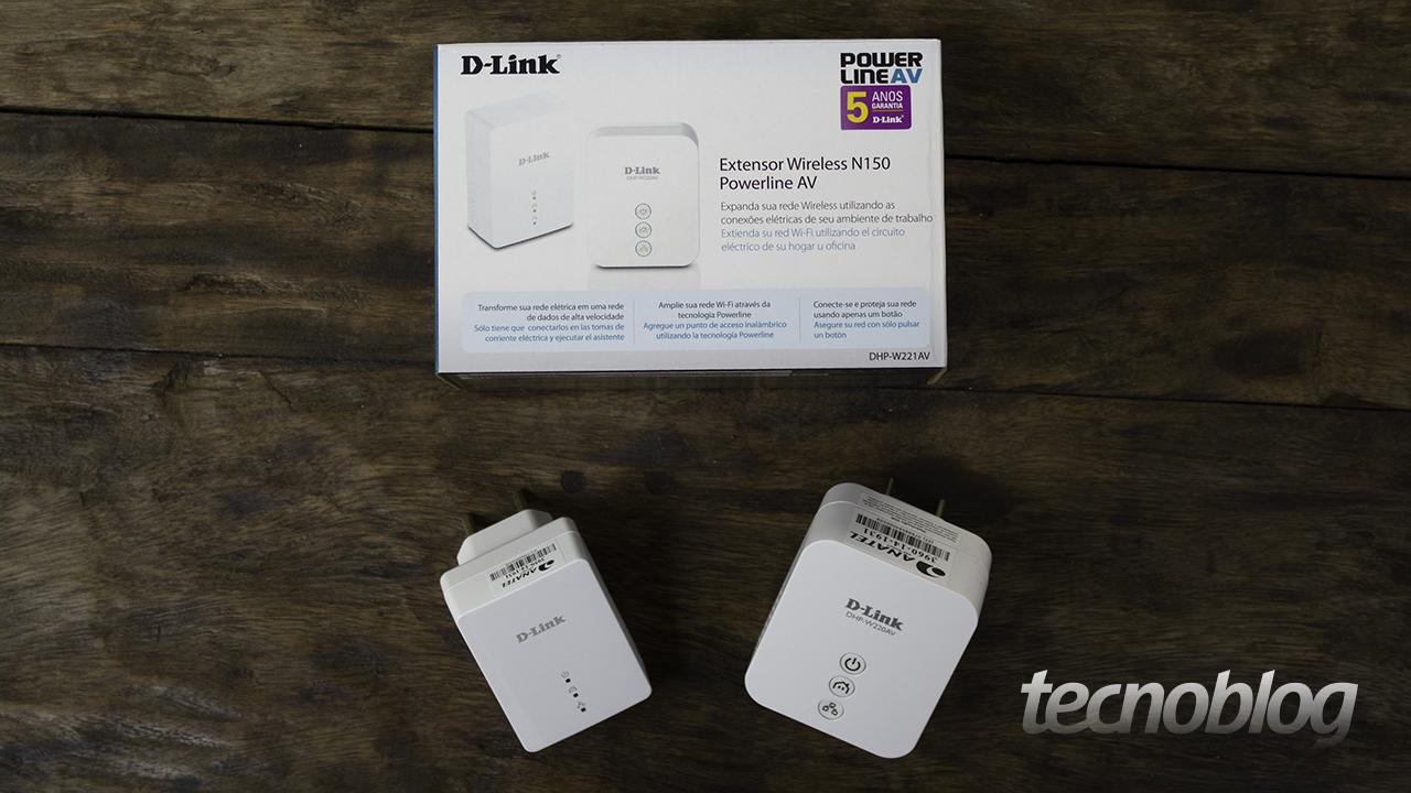 Review D-Link DHP-W221AV: aproveite a rede elétrica para estender o Wi-Fi da sua casa [análise/vídeo] - Tecnoblog