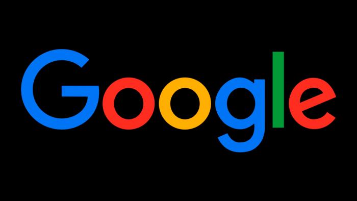 google-logo-preto