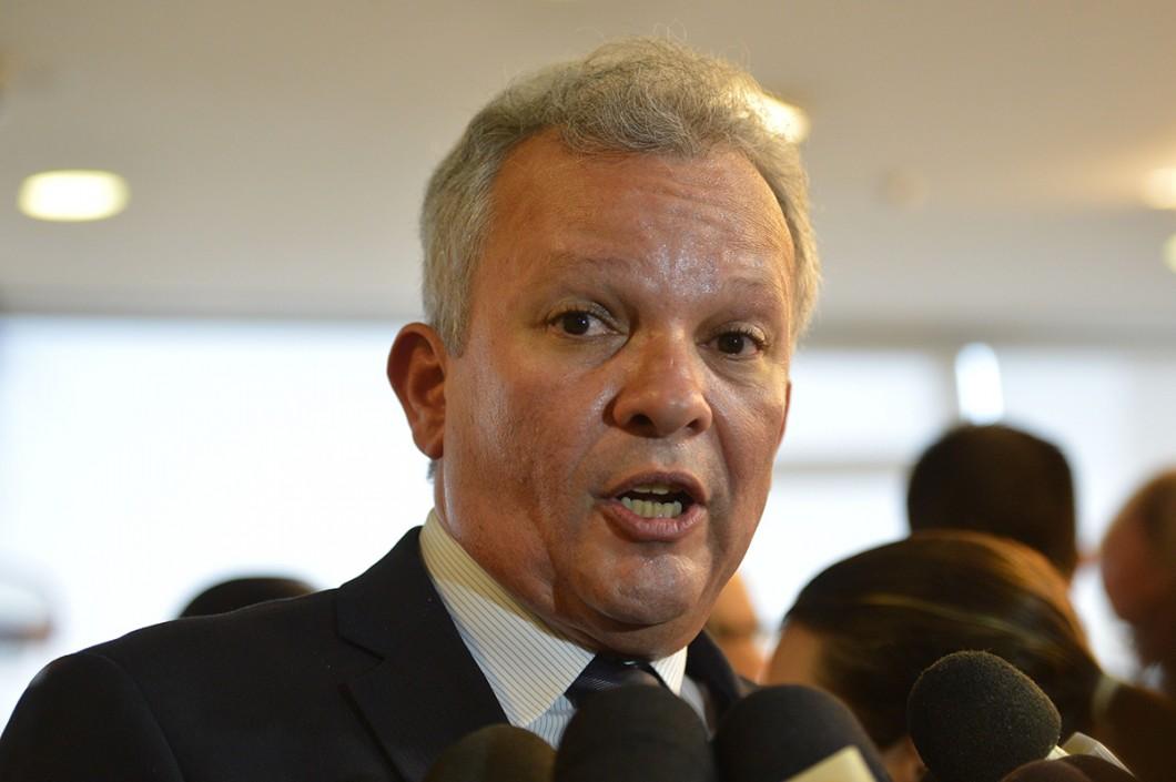 André Figueiredo, novo ministro das Comunicações (Foto: José Cruz/Agência Brasil)