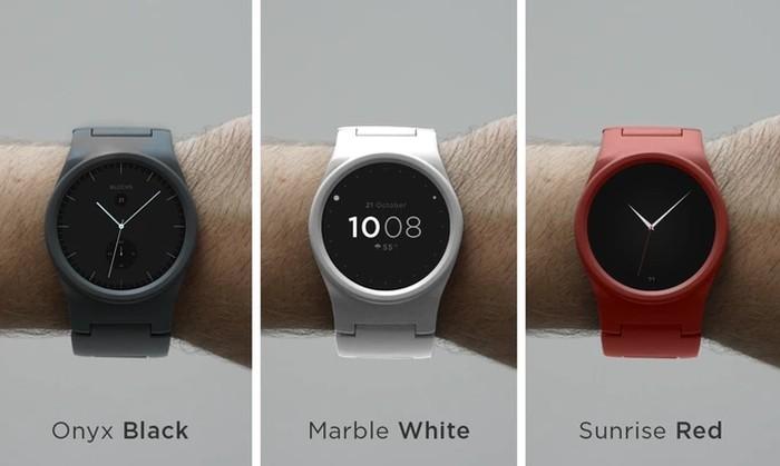 O Blocks terá versões em preto, branco e vermelho