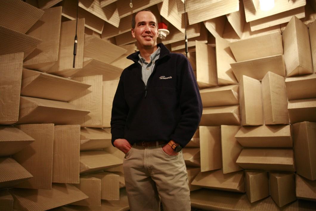 A sala mais silenciosa do mundo, criada pela Microsoft, pode deixar uma pessoa louca – Tecnoblog
