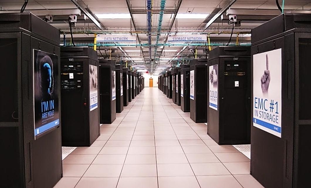 EMC - data center